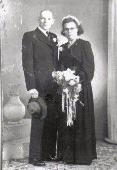 Geert Jongeneelen en Tonia Houtepen