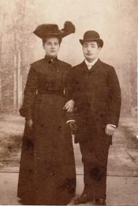 Cornelis H. van Kleef & Geertruij Nieterau