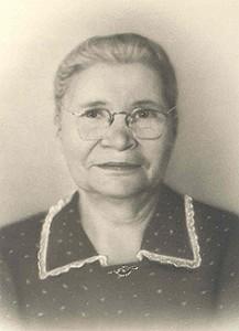 Anna Maria Theunisse