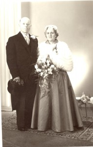 Weegen, Christianus van der 06.06.1904 & Maria C.G. van den Aarssen (trouwfoto)