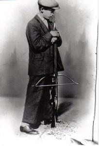 Weegen, Cornelis J. (Kees) van der 04.04.1913