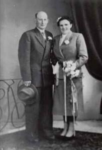Weegen, Elisabeth M. van der 12.06.1927 & Piet van Meel