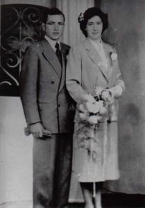 Weegen, Johannes A. van der 19.10.1925 & Jo Aanraad