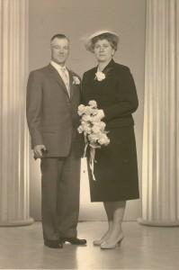 Weegen, Martinus van der (07.01.1908) & Joanna Vermeulen