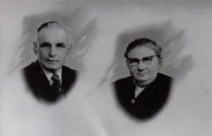 Weegen, Petrus van der 01.09.1897 & Anna Maria Helmons