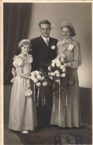 Wegen, Christiaan van der 09.08.1926 & Anneke Bergs