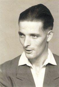 Machiel van der Wegen 14.10.1935